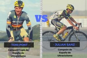 Toni Pont y Julian Sanz se encontrarán en las 24h Madform BiCircuit