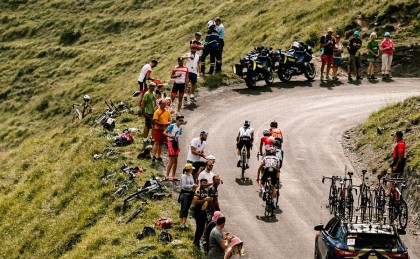 Tour de Francia: Hoy primer duelo entre los favoritos