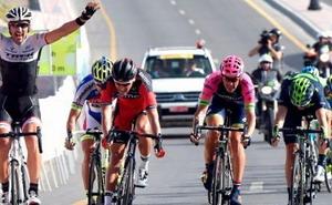 Tour de Omán: Alejandro Valverde cerca de un nuevo triunfo