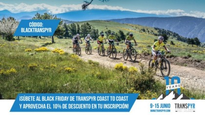 Transpyr Coast to Coast también se apunta al Black Friday
