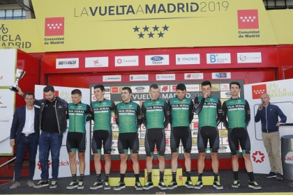 Triunfo por equipos en Madrid para el Caja Rural-Seguros RGA