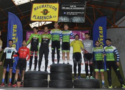 Trujillo y Gómez ganadores finales de la IV Picota Bike Race by Neumáticos Plasencia