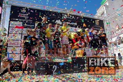 Un mes para la apertura de inscripciones de la Vuelta a Ibiza BTT 2019