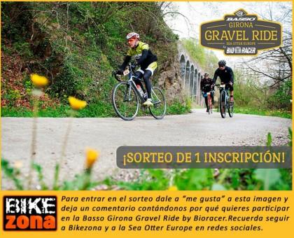 Una inscripción para la Basso Bikes Girona Gravel Ride by Bioracer puede ser tuya