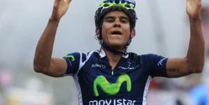 Andrey Amador se corona en el Giro