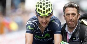 Beñat Intxausti se hunde en el Giro