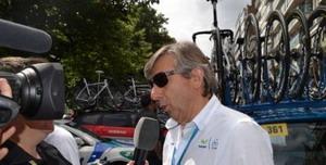 Unzué hace balance del Tour de Movistar Team