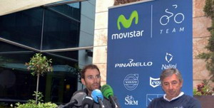 Alejandro Valverde, cinco días para un podio