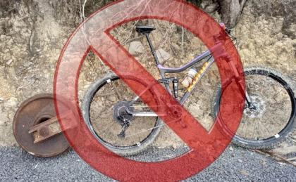 Uso de la bicicleta durante el estado de alarma debido al Coronavirus