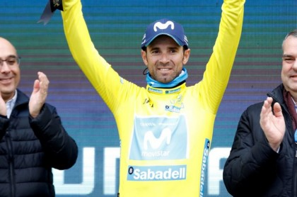 Valverde liderará a Movistar Team para intentar defender su título en Comunitat Valenciana