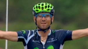 Alejandro Valverde se lleva una brillante victoria en el Tour de Francia