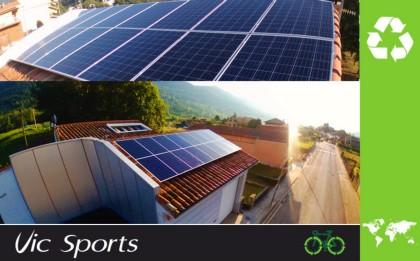 Vic Sports se viste de verde y apuesta por la sostenibilidad