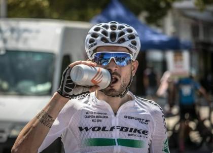 Víctor Fernández espera estar lo más adelante posible en la Vuelta a Córdoba BTT