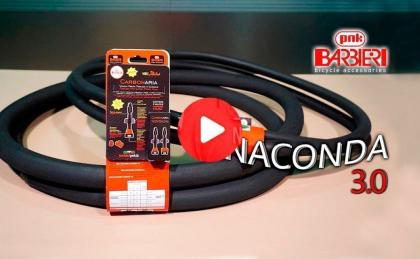 Vídeo + artículo: Mousse Anaconda 3.0 llega la versión mejorada con más densidad