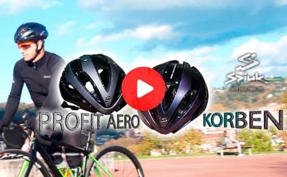 Vídeo + artículo: Nuevos cascos Korben y Profit Aero de Spiuk
