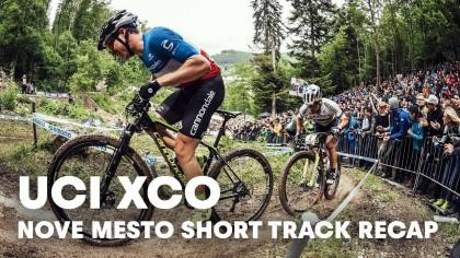 Vídeo: Así se vivió el emocionante Short Track en Nove Mesto