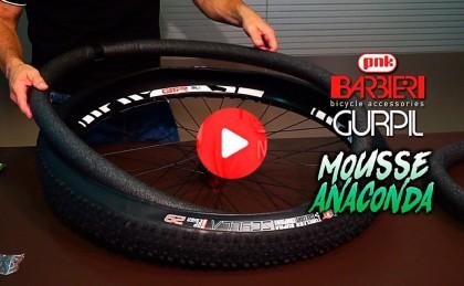Vídeo: Así de sencillo es montar el nuevo Mousse Anaconda de Barbieri