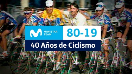 Vídeo: Avance del documental 40 años de ciclismo