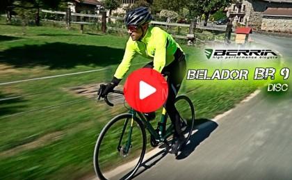 Vídeo: Berria se supera con su nueva creación la Belador BR DISC 9