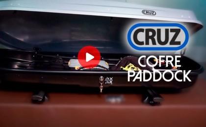 Vídeo: Cofre de techo CRUZBER PADDOCK