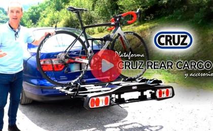 Vídeo: Con la bici a cuestas estas vacaciones gracias al CRUZ Rear Cargo