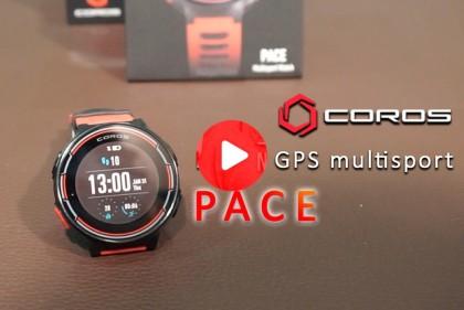 Vídeo: Coros Pace un reloj multideporte de alta tecnología
