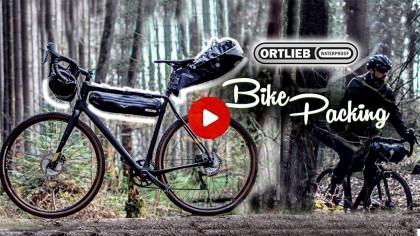 Vídeo: Disfruta de la aventura con el Bikepacking de Ortlieb