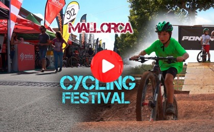 Vídeo: Disfrutando del ciclismo en el Mallorca Cycling Festival