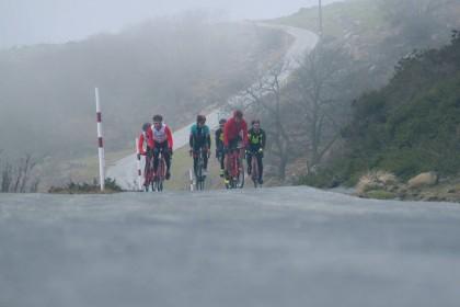 Vídeo de la durísima subida al Monte Oiz final de etapa en la Vuelta 2018