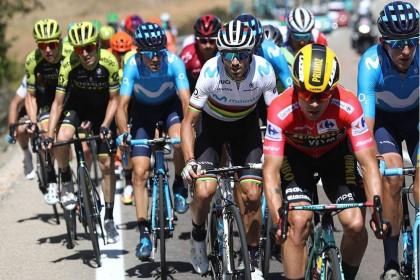 Vídeo: Espectáculo en la Vuelta para colocar a Quintana segundo en la general