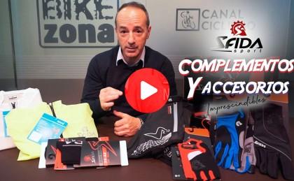 Vídeo: Josema Fuente te presenta la amplia colección de productos SFIDA