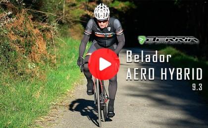 Vídeo: Lánzate a las e-road con la Berria Belador Aero Hybrid 9.3