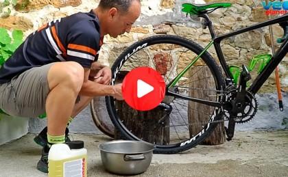 Vídeo: Limpieza total para tu bicicleta con DirtWash