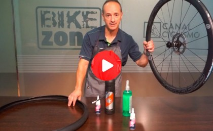 Vídeo: Líquido sellante JOE´S para neumáticos tubeless de carretera