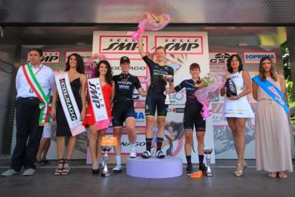Vídeo: Lo mejor de la etapa más larga del Giro rosa
