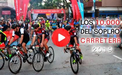 Vídeo: Los 10.000 del Soplao carretera 2019 con Josema Fuente
