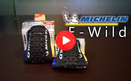 Vídeo: Neumáticos exclusivos para e-bikes Michelin E-WILD