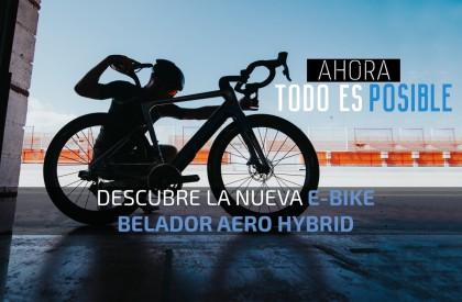 Vídeo: Nueva Belador Aero Hybrid de Berria AHORA TODO ES POSIBLE