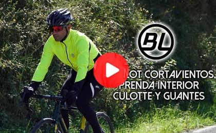 Vídeo: Prepárate para el frío con la línea de invierno Bicycle Line