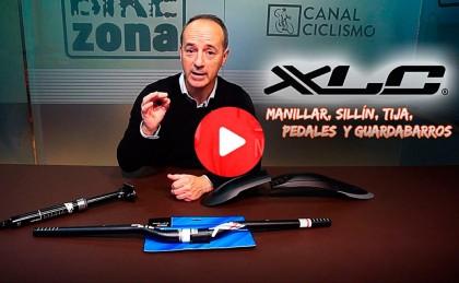 Vídeo: Presentación al detalle componentes XLC