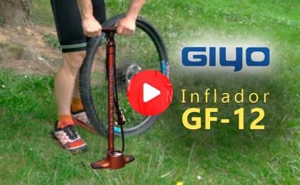 Vídeo presentación: Inflador GIYO GF-12