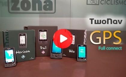Vídeo: Presentación nueva gama de GPS TwoNav Velo, Horizon y Trail