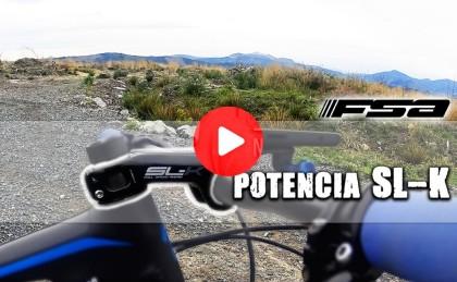 Vídeo presentación: potencia FSA SL-K