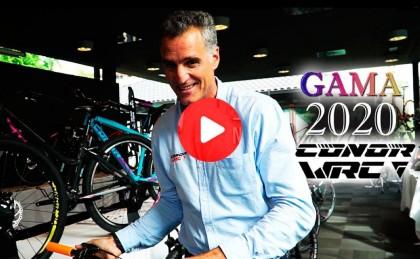 Vídeo presentación: Pruden Induráin con la nueva gama 2020 de Conor