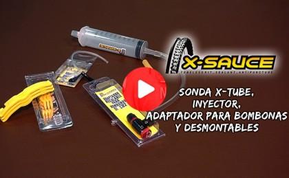 Vídeo: Productos X-SAUCE para mantener tu bicicleta a punto