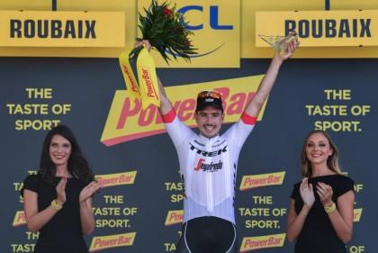 Vídeo: Resumen de la etapa del pavé del Tour de Francia