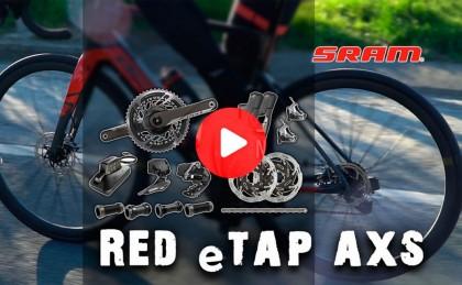 Vídeo: Revolución y evolución: SRAM red eTAP AXS