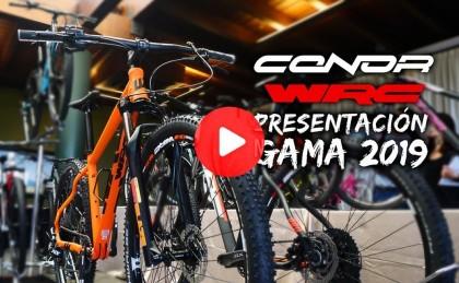 Vídeo: Te enseñamos la renovada gama de bicicletas Conor para 2019