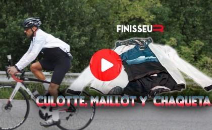Vídeo: Te presentamos la innovadora gama de ropa de ciclismo FINISSEUR