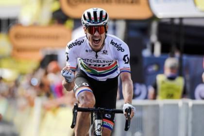 Vídeo Tour de Francia: Daryl Impey se impone tras una larga escapada